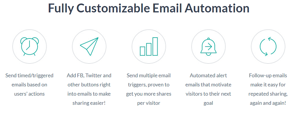Email Automation​ - upviral review