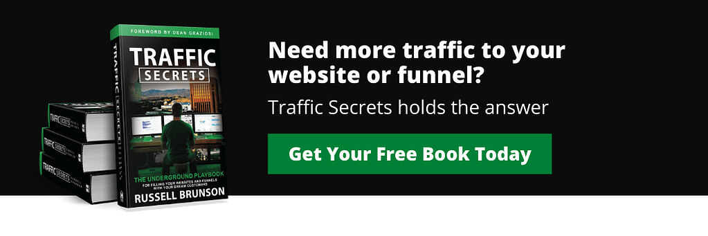 Need more traffic to your website or funnel_