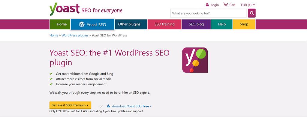 yoast SEO - copywriting tips