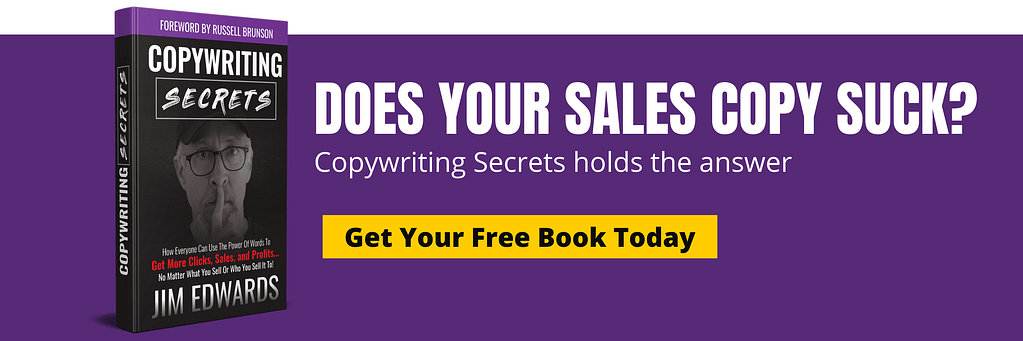 Copywriting Secrets Free book
