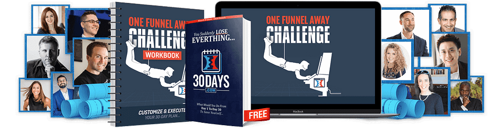 One funnel away challenge for authors